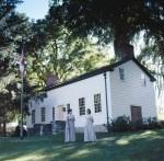 米軍の話をローラが立ち聞きした家を復元したローラ・セコード・ホームステッド