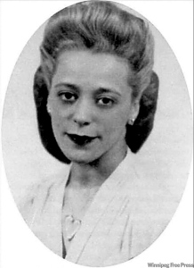 Viola Desmond, photo from Wikipedia